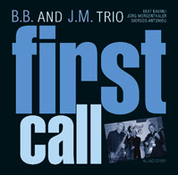 First Call Jazz CD